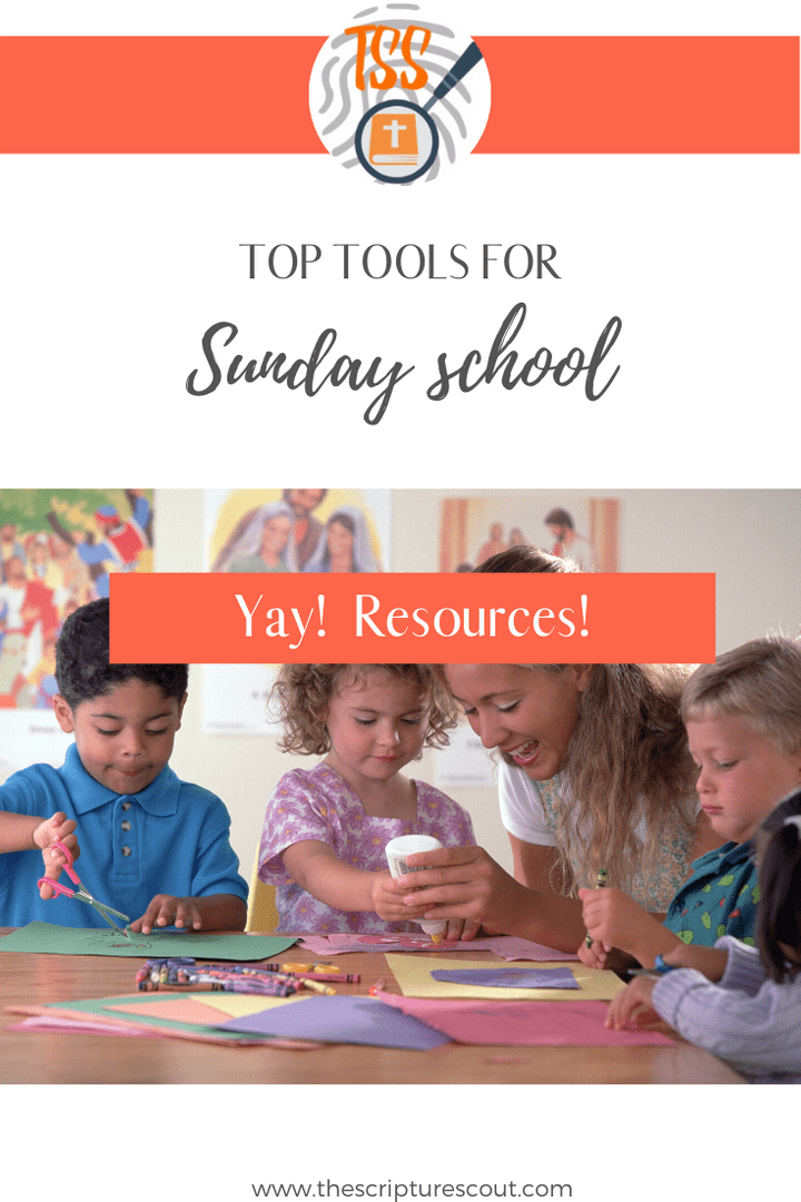resources for Sunday school