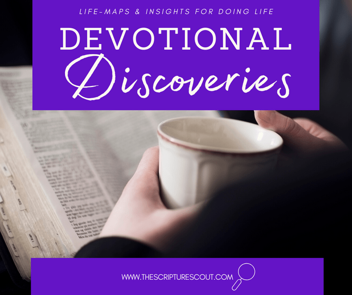Devotional Discoveries and Insights for Doing Life