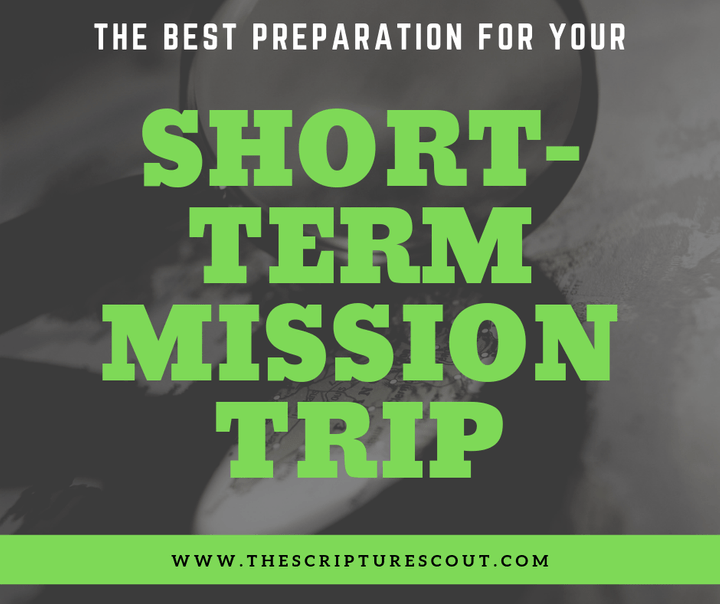 TSS:  Short-Term Missions