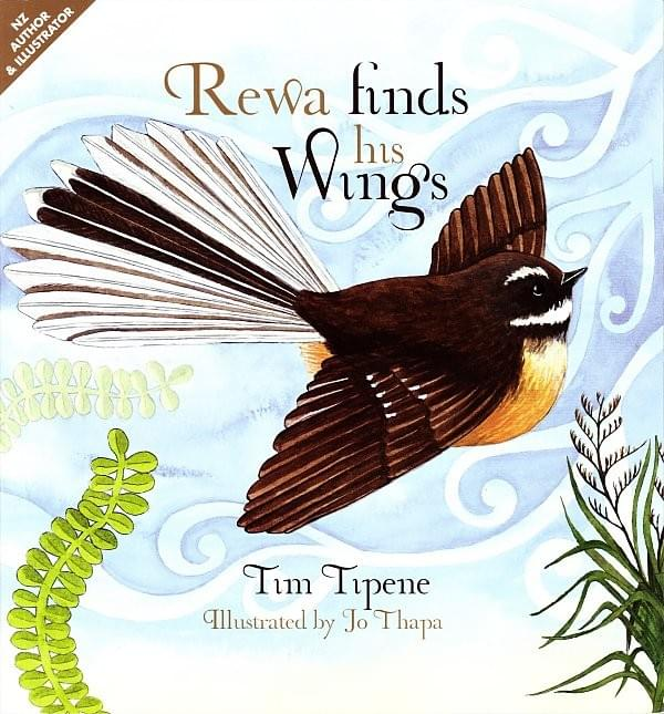 Rewa find his Wings, by Tim Tipene