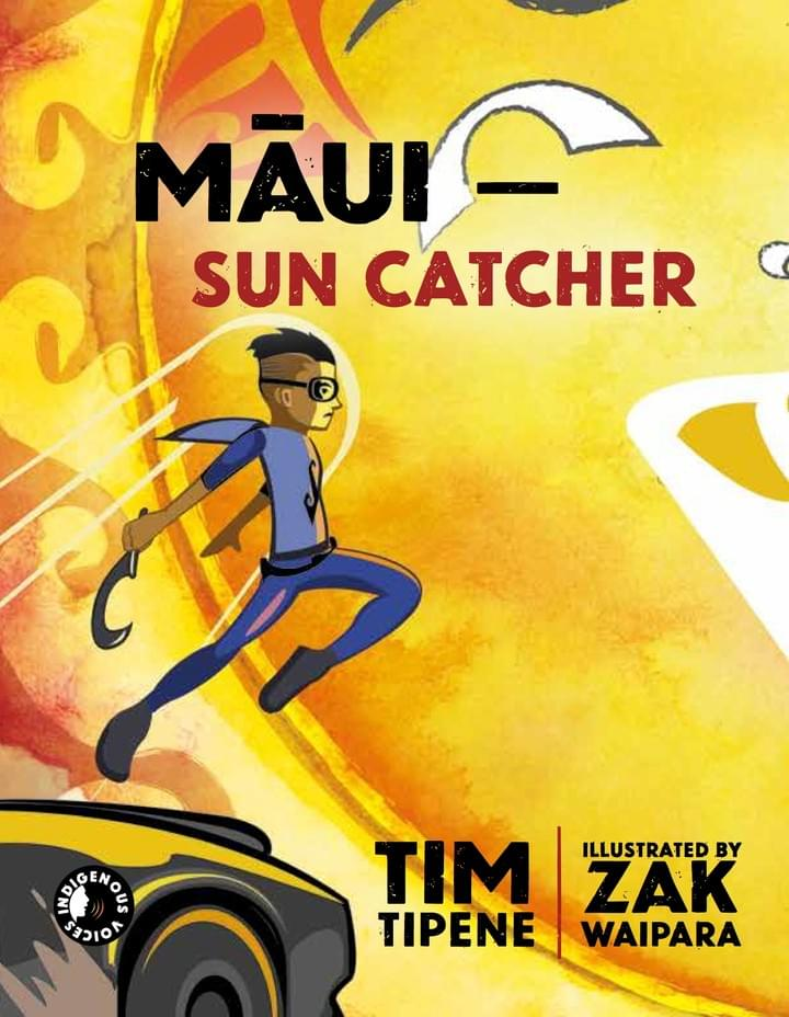 Maui - Sun Catcher, by Tim Tipene