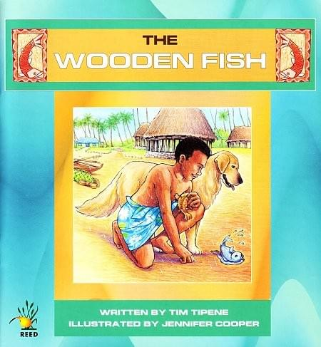 The Wooden Fish, by Tim Tipene