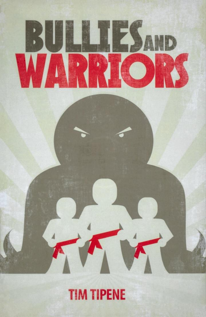 Warrior Kids novel, Bullies and Warriors, by Tim Tipene