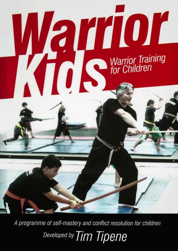 Warrior Kids - Warrior Training for Children, Tim Tipene
