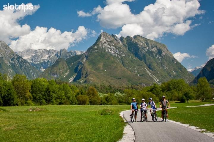 Self guided cycling and biking tours in Slovenia
