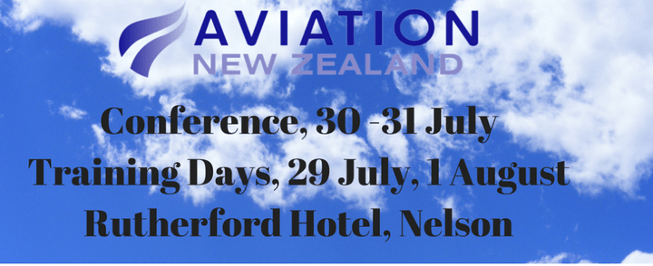 Aviation NZ Conference Nelson