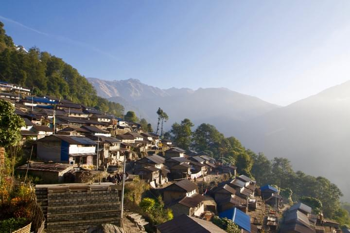 Sikles Village Trek