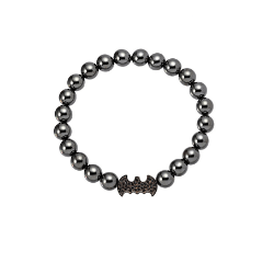 Juls U Luv Handcrafted Jewellery and Accessories  - Hematite