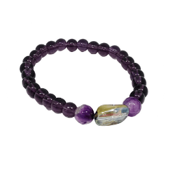 Juls U Luv Handcrafted Jewellery and Accessories  - Amethyst