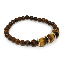 Juls U Luv Handcrafted Jewellery and Accessories  - Tigers Eye