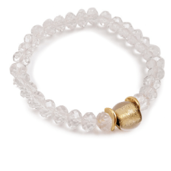 Juls U Luv Handcrafted Jewellery and Accessories  - Crystal Quartz