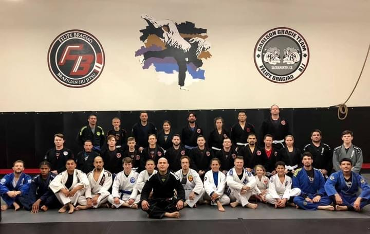 Teen Self Defense and BJJ near Folsom CA