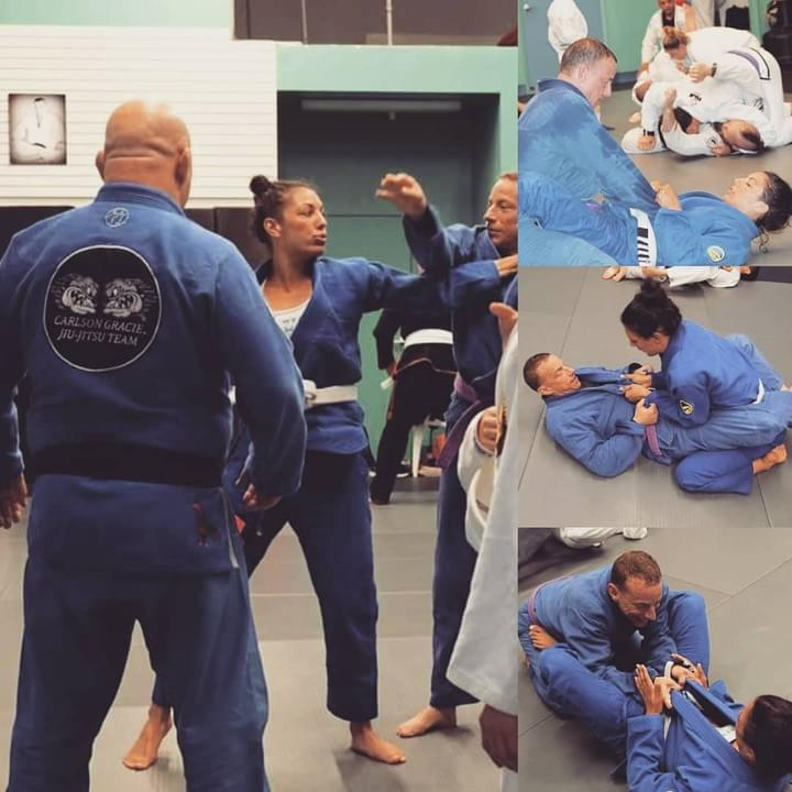 Gracie BJJ in Rancho Cordova, CA