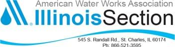 Illinois Section American Water Works Association logo