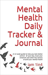 Mental Health Daily Tracker and Journal Tom Wavre