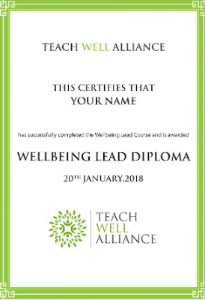 An interactive workshop from the Teach Well Alliance customised to your school. It's important to talk about staff and pupil wellbeing and mental health