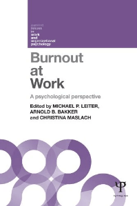 Burnout at Work Leiter, Bakker, Maslach