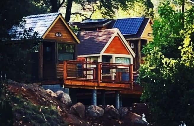 Sedona's first Tiny House Village Retreat