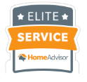 HomeAdvisor Elite Service award