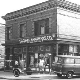 Thomas Hardware Sailing Supply