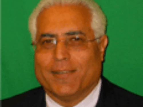 Farhoud Kafi - Fellow