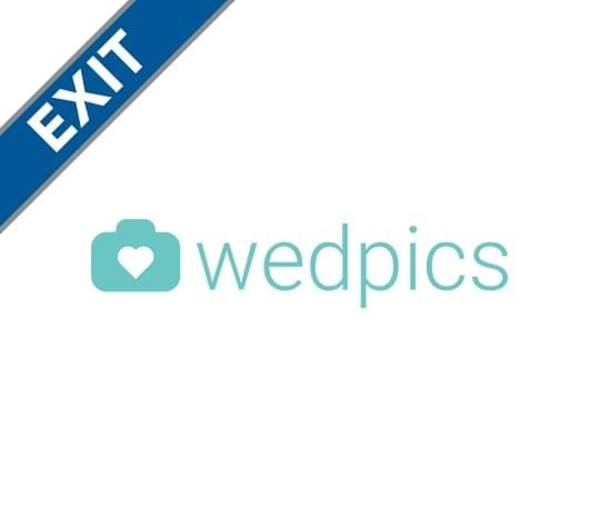 The #1 photo & video sharing app for your wedding.