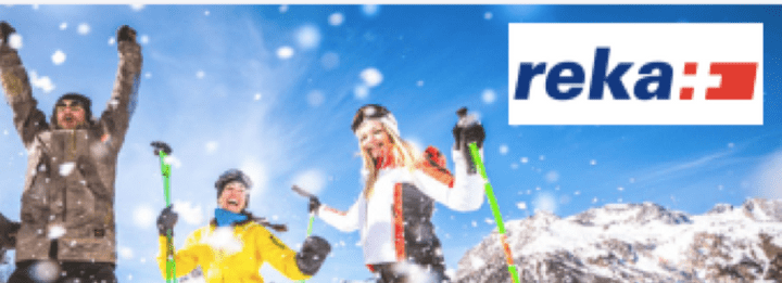 Pay your ski days with Reka cheques