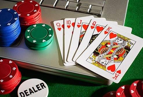 Online Poker Game on Strikingly