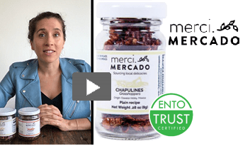 Merci Mercado certified Entotrust