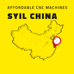 CNC machine brand from China