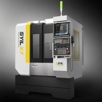 SYIL X7-20 small CNC machine