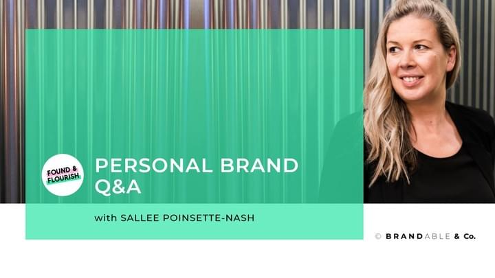 sallee poinsette-nash, speaker, personal brand workshops, London events, brandable & co, Leadership Development, Future leaders
