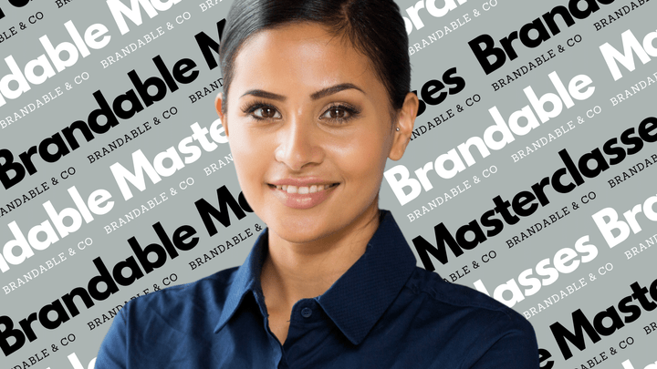 Leadership brands, career brands, brand strategy, personal branding, personal brand masterclass, Brandable & Co, Brandable and Co, Brandable Masterclasses, Education