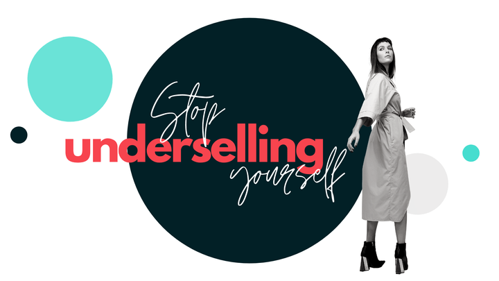 Stop underselling yourself, Brandable & Co, Pay it Forward initiative, Sallee Poinsette-Nash