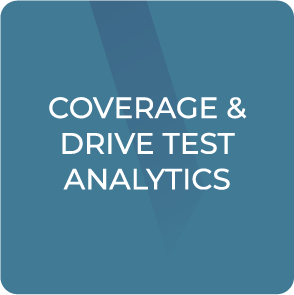 Coverage & Drive Test Analytics