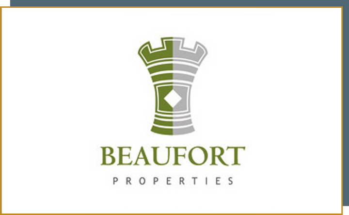 This picture shows the Beaufort properties logo.