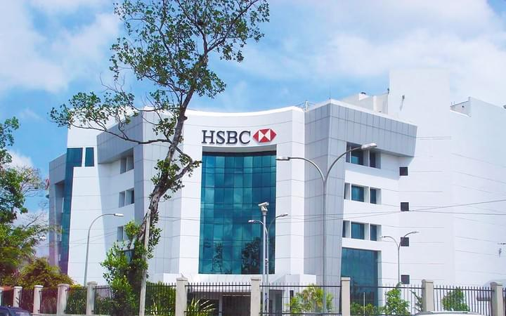 HSBC_office_in_Kolkata_India