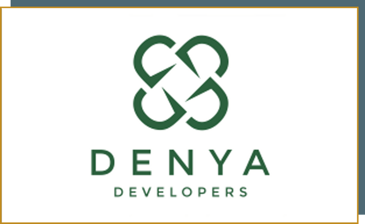 This picture shows the Denya logo.