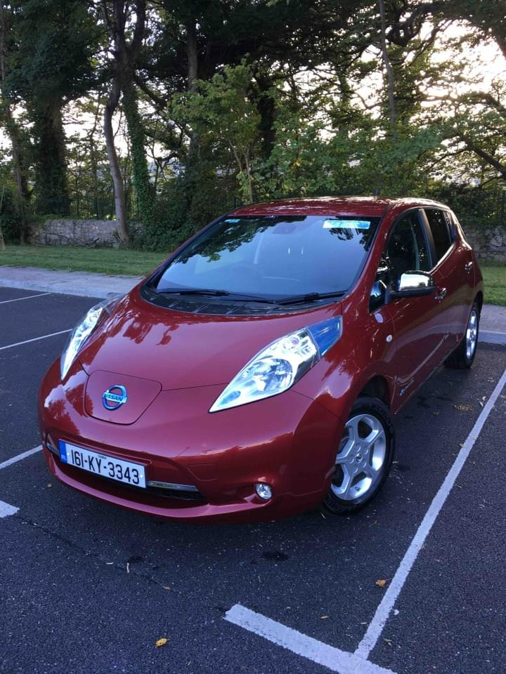Nissan Leaf 30kWh For Sale