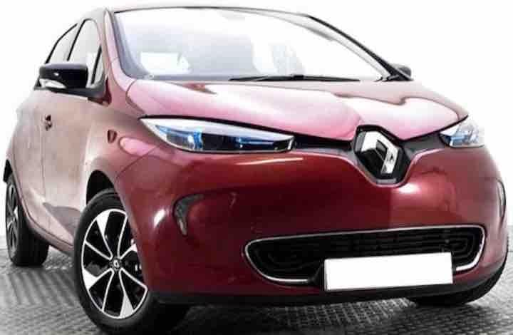 Renault Zoe 40kwh For Sale