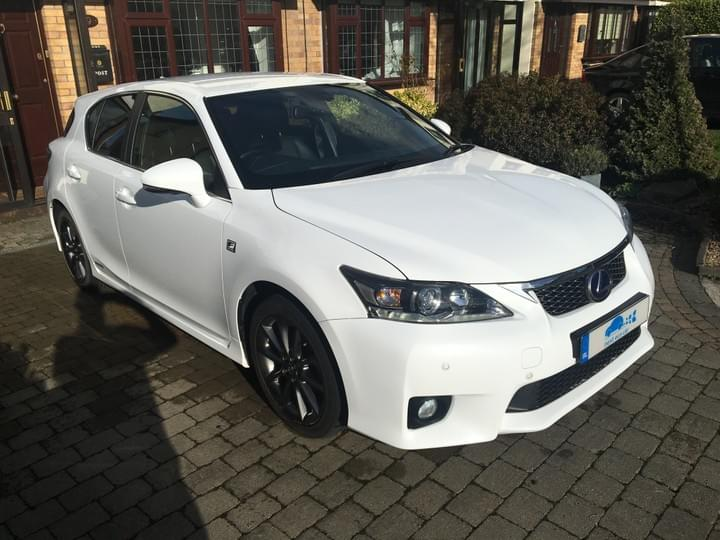 Lexus CT200h F Sport For Sale