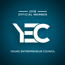 Young Entrepreneur, Forbes Councils, YEC, Under 40