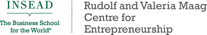 INSEAD Rudolf and Valeria Maag Centre for Entreprenuership