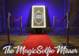 The Magic Selfie Mirror