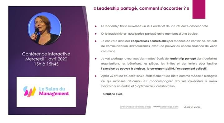 Accompagnement dirigeants