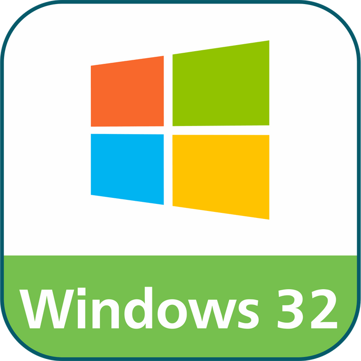 WINDOWS 32 BIT Operating System