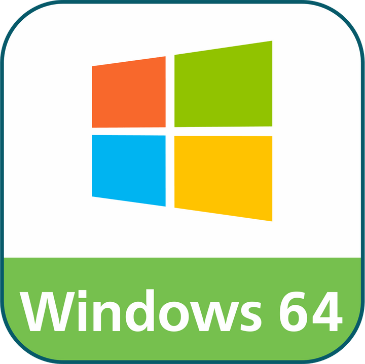 WINDOWS 64 BIT Operating System