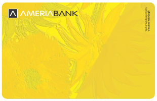 Ameriabank Plastic Payment Cards