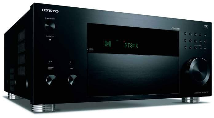 11.2 channel avr with THX and Dolby Atmos and supports HDMI 2.0 HDCP 2.2