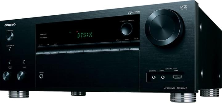 TX-RZ620 7.2 Channel Network A/V Receiver
